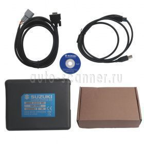 SUZUKI SDS DIAGNOSIS SYSTEM FOR MOTORCYCLE