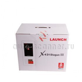 Launch X-431 Diagun III FULL мультимарочный сканер
